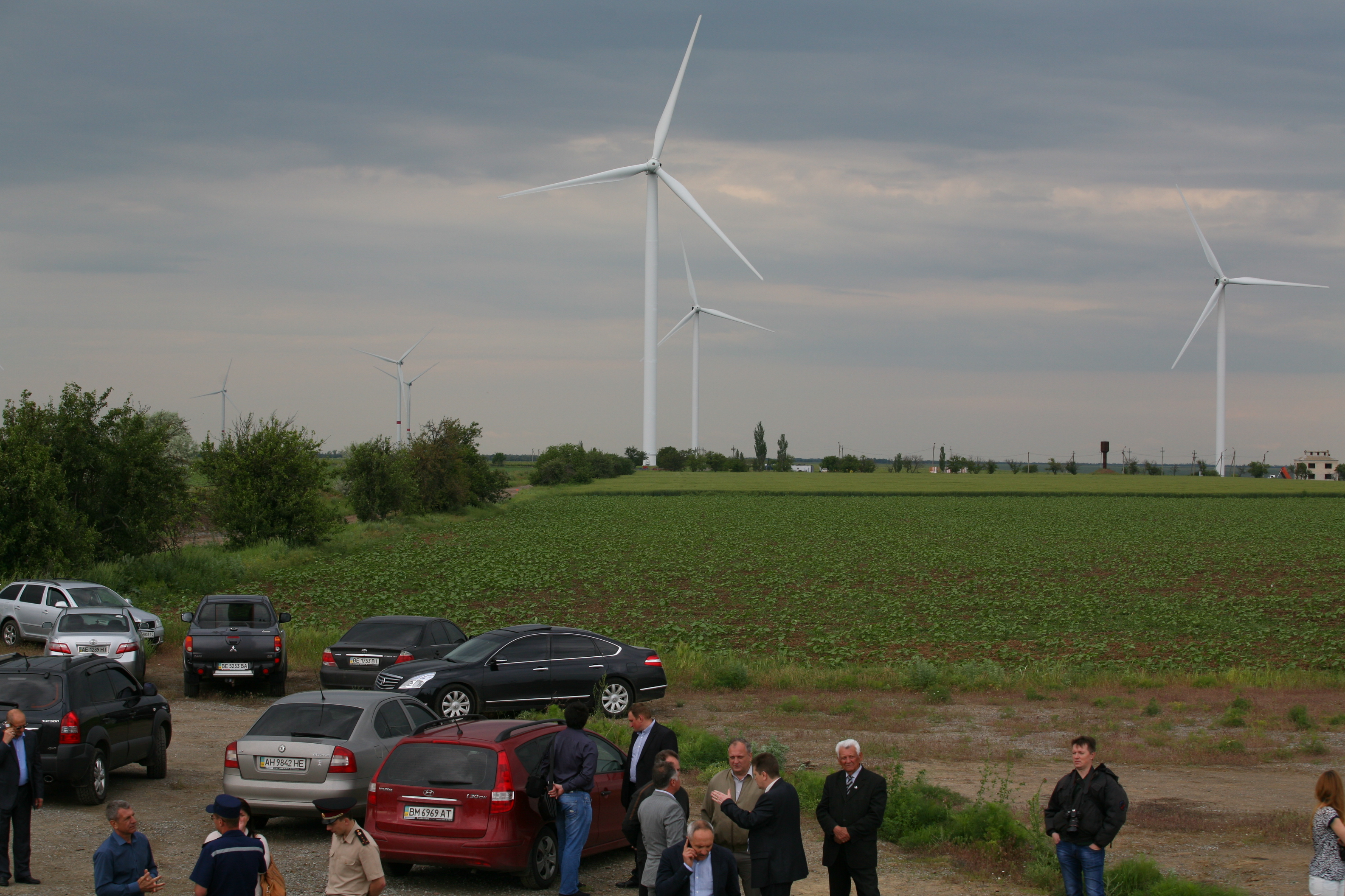 UKRAINE TO RESUME WIND ENERGY DEVELOPMENT - News | UWEA
